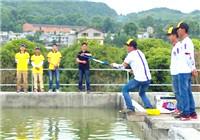 《强者制胜》第12集 黑坑团队作钓挑战鲟鱼