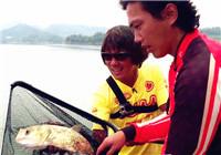 《高桥淡水行》第03集 安徽花亭湖擒获鲢鳙