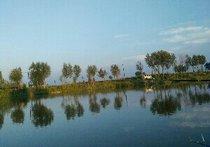 狄家社半野生垂钓池