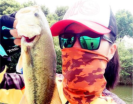 丽娜的钓鱼日记30 --  郑家边水库