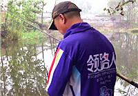 《三本先生》傳統釣第102期 雨天尋找釣場(上)