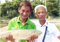 《爸爸去钓鱼》第三季01期 爸爸竞技钓鱼比赛在千龙湖举行