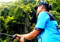 《蓝旗鱼小汐路亚视频》 冠军秘笈之水库的邪道攻略