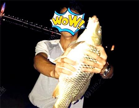 放开那些鱼,让我来! 龙王恨饵料钓黄颡鱼