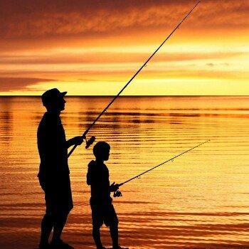 老头17去钓鱼