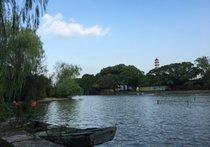 江心屿共青湖钓场