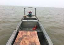 龙感湖游船钓鱼