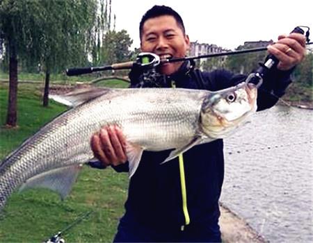 最近没时间钓鱼,放放鱼货吧 VIB饵料钓黑鱼