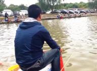 《陪着地瓜去钓鱼》20171002 北京顺义钱塘鲫鱼偷驴(上)