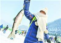 冰钓引逗技巧与提鱼方法
