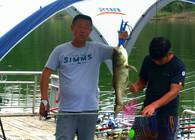 《游钓中国》第四季 第24集 游钓心系升钟湖 十年九赛多感慨