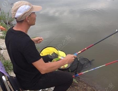 【原创】海砜钓鱼日记之20170729观钓黑坑