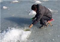 掌握这六种技巧后你便成为一名冰钓达人