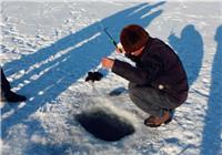 冬季雪前雪后钓鱼需要掌握的五种技巧