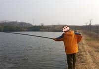 长竿短线无漂无坠礅钓法的特点及渔具技巧