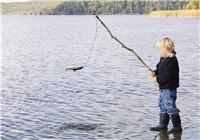 浅谈冬天钓鱼应如何选择钓点