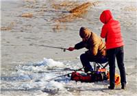 最实用的江河冰钓工具选择与选位技巧