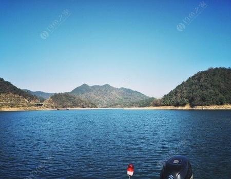 17年年末太平湖筏钓
