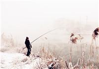 5个冬季钓鱼必备的选位技巧