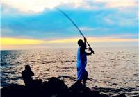海钓高手教你如何使用正确的抛竿技巧