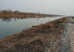 老灌湖上游河