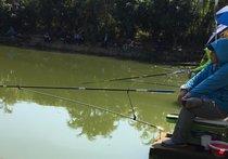 大浪绿道果园钓鱼场