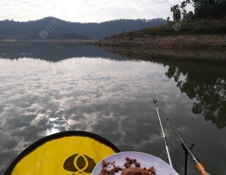 钓遍江河湖库——观洞水库3号湾