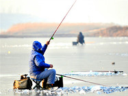 冬季野钓就该这么做,一定上大鱼