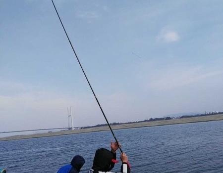 大年十四,長江之戰 自制餌料釣鳊魚