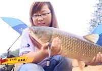 《我的7日江湖》第10期 宝飞龙队女钓手意外中获大草鱼(下)