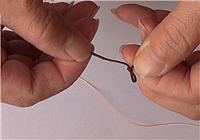 《三本先生》传统钓第65期 竿梢与主线的连接方法制作讲解