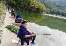 广州冯公湖生态钓场