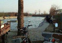 恒大绿洲鱼池