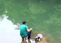 淺談春季釣魚配餌與選位技巧