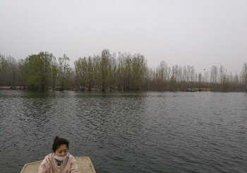 五棵树湿地垂钓