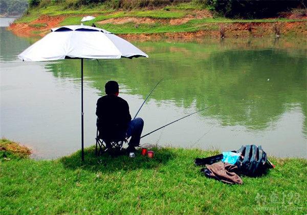 江河釣魚技巧