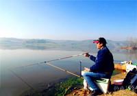 钓鱼人浅谈野钓时的钓鱼技巧