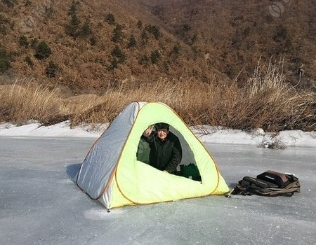 已亥年雨水海兰湖冰钓日志