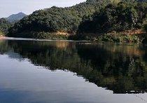 绿湖坝水库