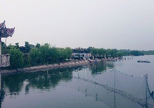 黄陂人造湖