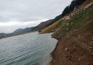 万峰湖幽谷钓台