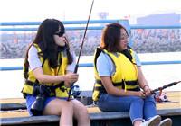 《去钓鱼》第165期 日照第二届渔乐节开幕 钓友出海体验作钓