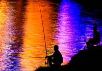 夜钓时应该了解的一些技巧