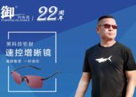 《名品渔具鉴赏》2019年新品御牌M1901速控增晰镜