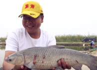 《獵青》第二季 第34集 老瑭作戰水浸圍 調整釣法終有漁獲