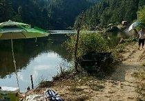 土地坡水库