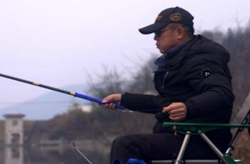《游钓中国》第四季 第47集 四顾冲水库寻青 突遇工程鲫狂口