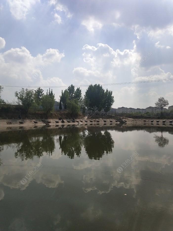 宝山湖钓场