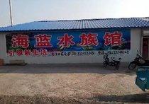 海蓝水族馆