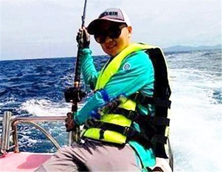 人在囧途,我的第一次泰国海钓行!